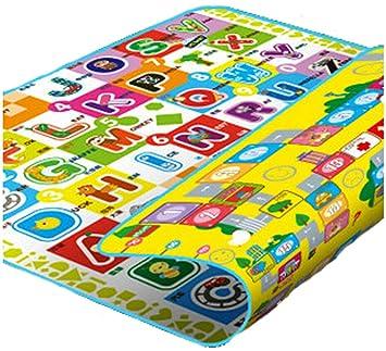Amazon com : Bc60 Baby Cushion Crawling Pad Crawl Game Pad
