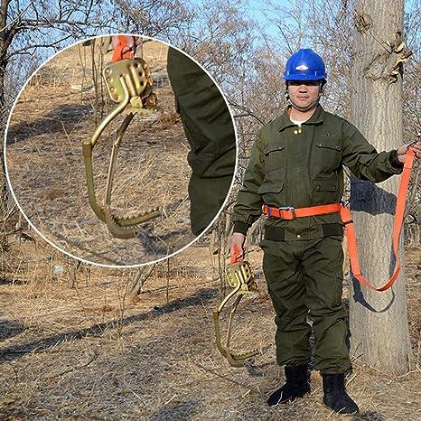 HPDOM Arbol De Escalada Artefacto Pole Climbing Spikes ...