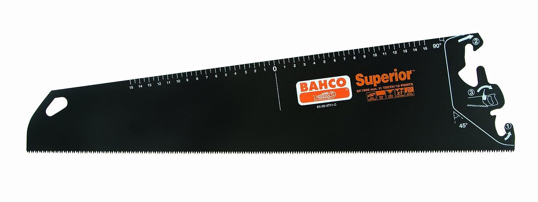 Bahco EX-20-XT11-C Sä geblatt Superior fü r feine Materialien 500mm 11/12 Zpz