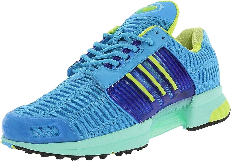 adidas Originals Climacool 1, Bright Cyan-Semi Frozen Yellow-Purple, 3,5