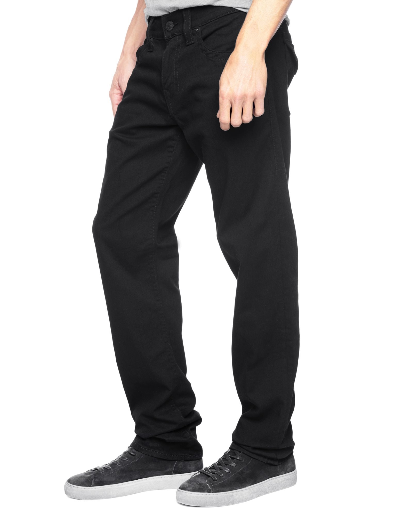 True Religion Men's Geno With Flap Relaxed Slim Jean In Midnight, Midnight, 28