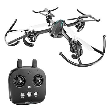 Holy Stone Mini rc Drohne HS170G Quadrocopter ferngesteuert mit One Key Start/Landung, automatische Höhenhaltung, Headless Mo