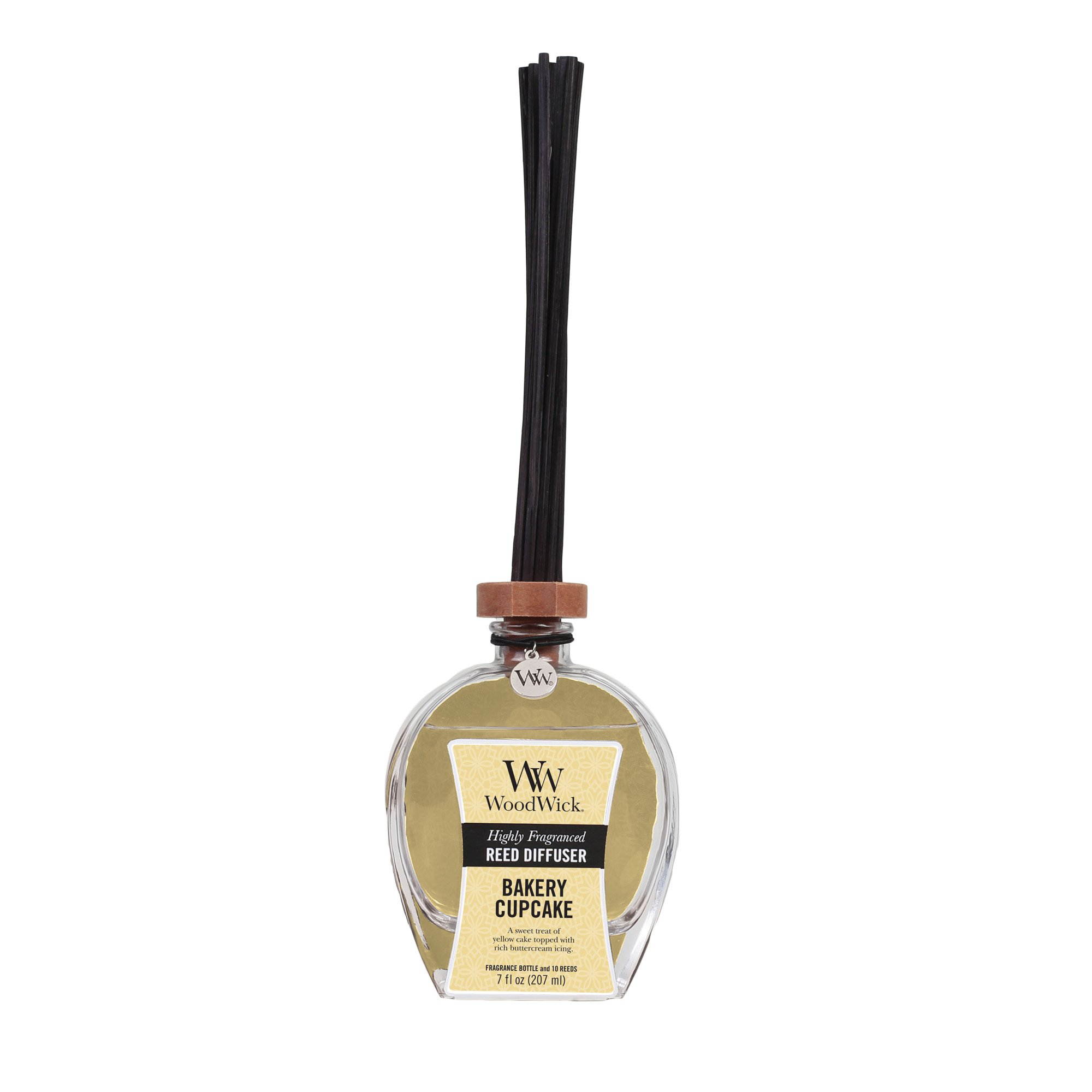 Woodwick Candle Reed Diffuser 7 Oz. - Bakery Cupcake by WoodWick (Image #1)