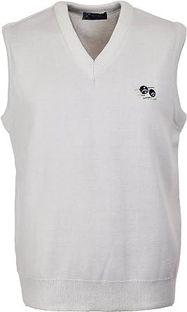 Camiseta de bolos de hombre sin mangas, jersey bordado con el logo de Bowlers Bowls