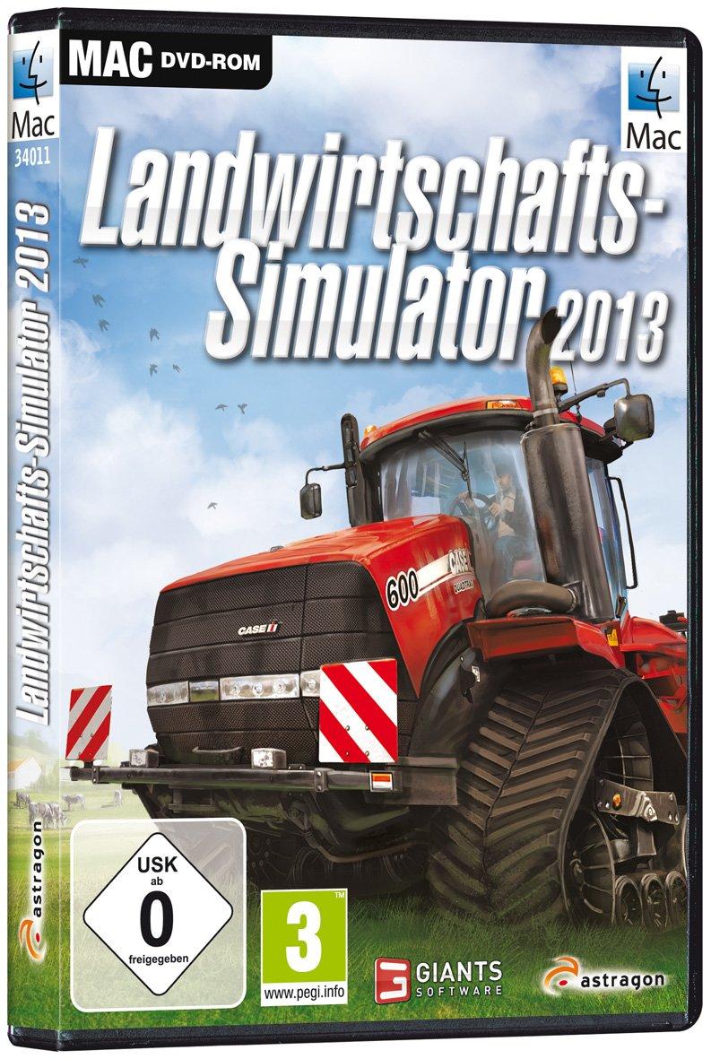 Landwirtschafts - Simulator 2013 - [Mac] product image