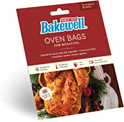 Bakewell Turkey Oven Bags