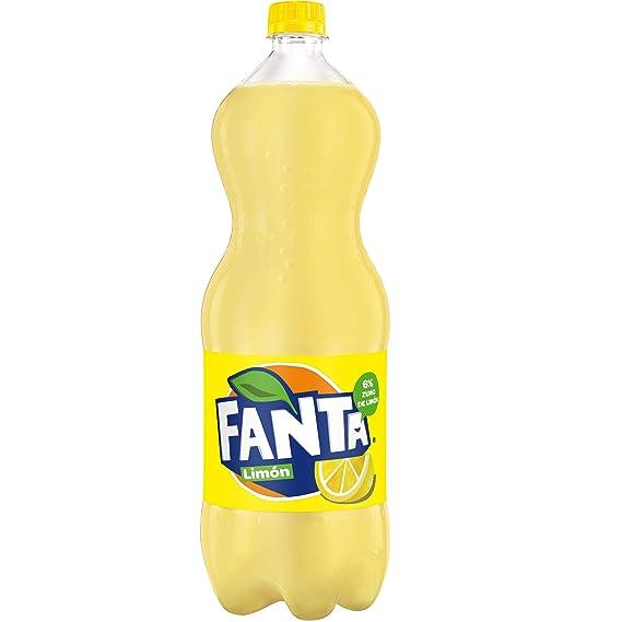 Fanta - Limón Botella 2 L