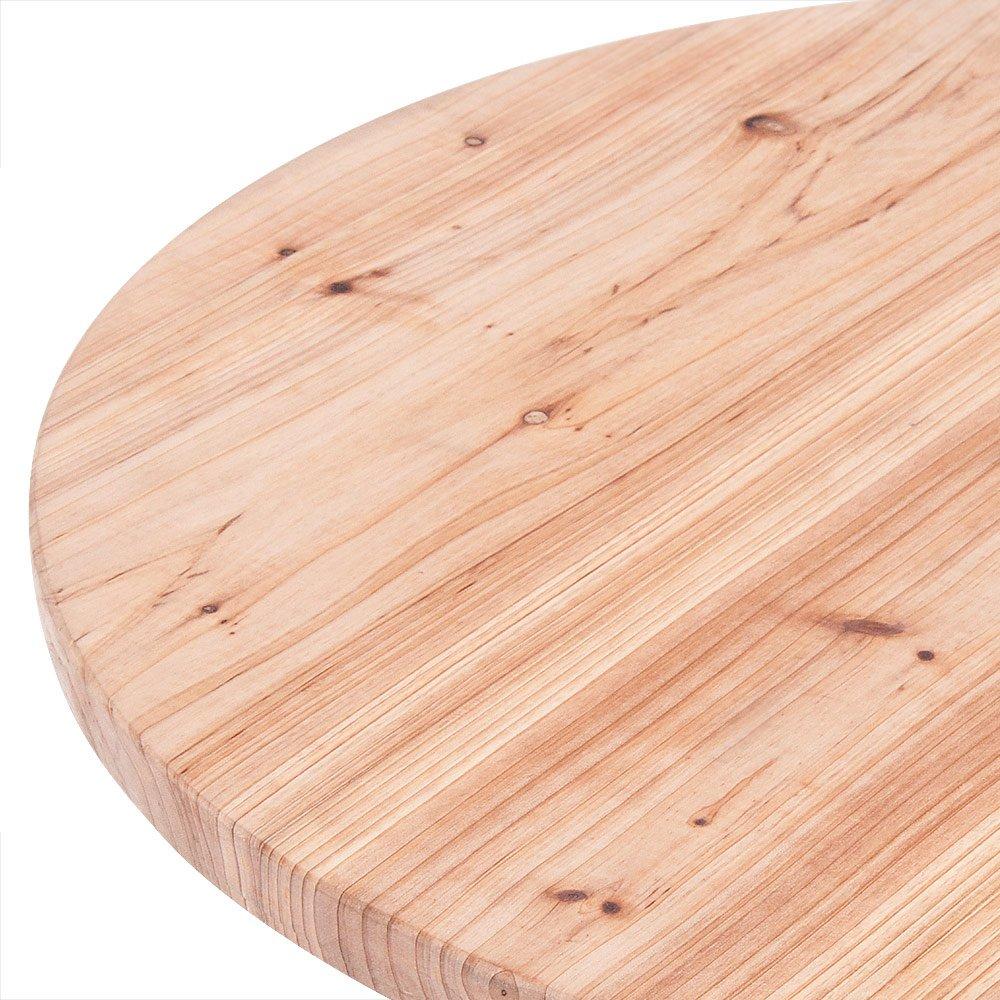 Stehtisch Massiv Holz Bistrotisch Bartisch Holzstehtisch Gartentisch  Klapptisch Klappbar PARTY Ø78cm: Amazon.de: Küche U0026 Haushalt