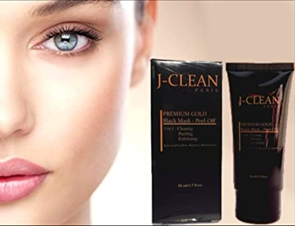 J-CLEAN/Mascarilla/Black mask/Mascara/Blackhead/Puntos Negros/