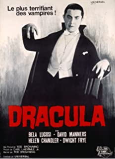 Movie Film White Zombie Horror Bela Lugosi Usa 12X16 Inch Framed Art Print