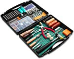 273 Pieces Leather Working Tools and Supplies with Leather Tool Box