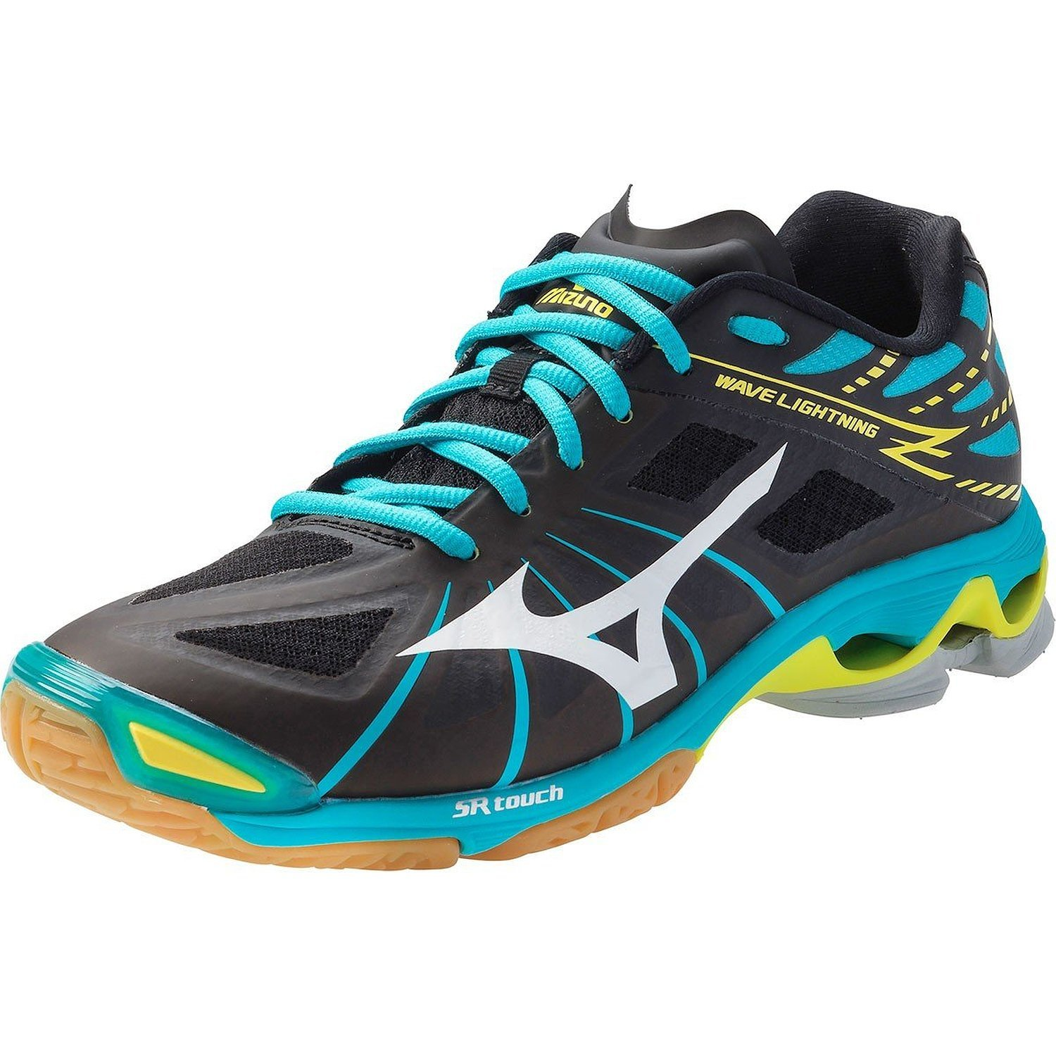 Amazon.com | Mizuno Wave Lightning Z Women's Volleyball Shoes ...