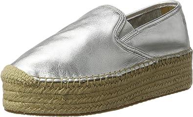 Marc OPolo 70313833801110 Espadrilles, Alpargatas para Mujer, Plateado (Silver 165), 40 EU: Amazon.es: Zapatos y complementos