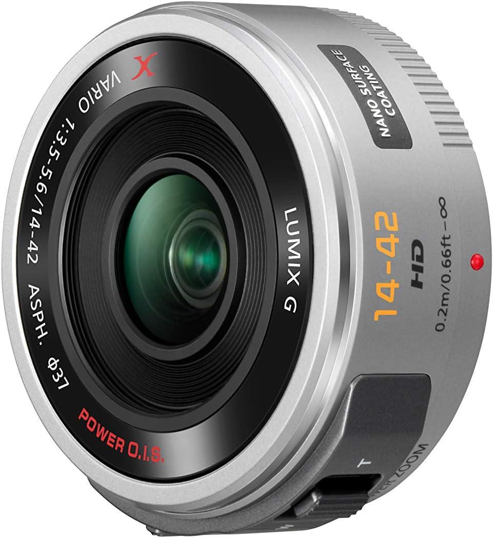 Panasonic 14-42 mm/F 3,5-5,6 G X Vario PZ HS-PS 14042 E-S 14 mm-42 mm Lens
