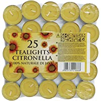 Prices Citronella Tealight Candles Mosquito Fly Insect Repeller