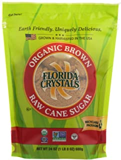 product image for Florida Crystals Organic Brown Sugar, 24 Ounce (Pack of 6)