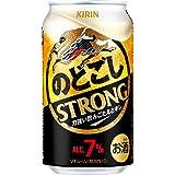 【2019年リニューアル】新・キリン のどごし Strong(ストロング) [ 350ml×24本 ]