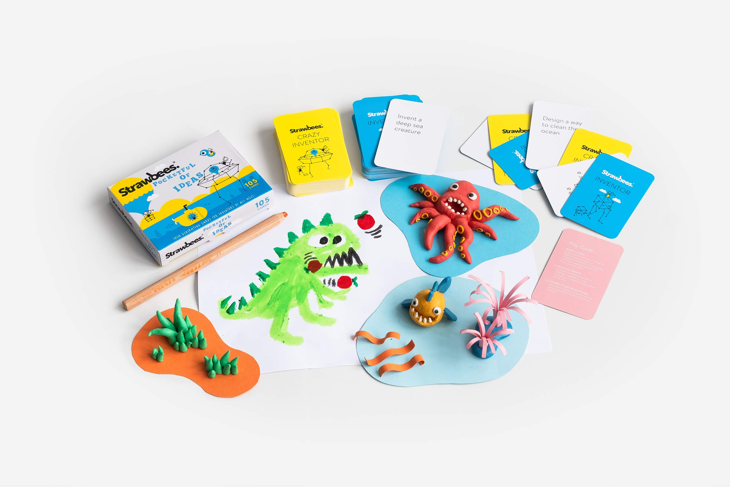 Strawbees STEAM School Kit | 4096 Color-Coded Pieces | Perfect for a Classroom by Strawbees (Image #4)