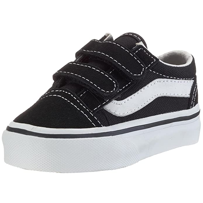 Vans Old Skool Unisex Sneakers Schwarz
