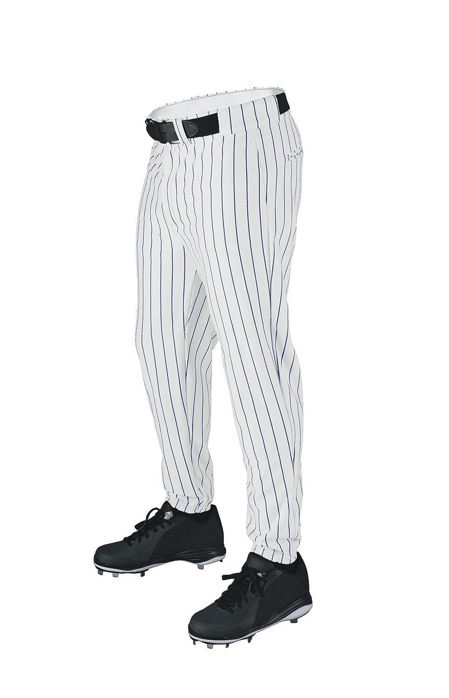 Wilson Youth Team Poly Warp Knit Pinstripe Baseball Pant
