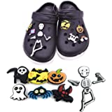 Set of 13 Shoe Charms for Crocs Kids Girls Boys Party Favors Halloween Decorations for Shoes Bands Bracelet Wristband Party B