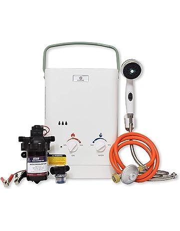 Eccotemp CEL5 - Calentador de Agua portátil (1,5 GPM, con diafragma EccoFlo
