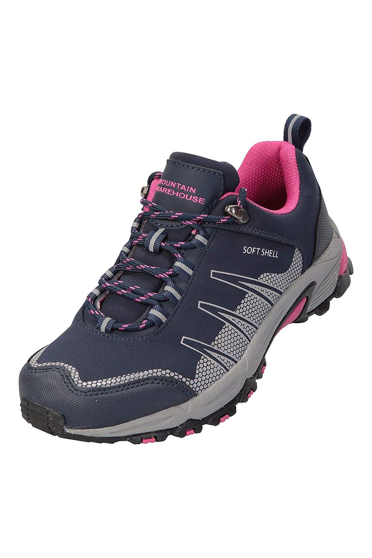 Semelle interm/édiaire Phylon,Pare-Chocs Orteils /& Talons Mountain Warehouse Chaussures de Course Annapurna Femmes rev/êtement Softshell Doublure en Maille