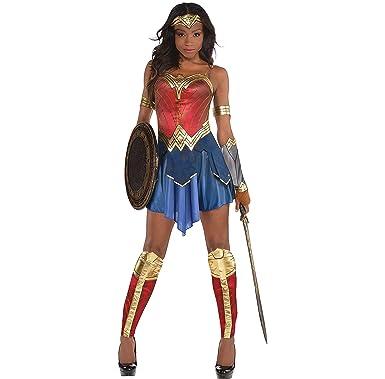 7ab7c512318 Amazon.com: SUIT YOURSELF Wonder Woman Movie Halloween Costume ...