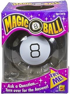 Decisión Magic Ball (bola 8). En caja de regalo idea, gran regalo ...