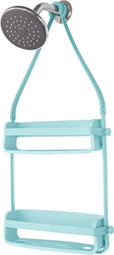 Umbra, Surf Blue Flex Shower Caddy