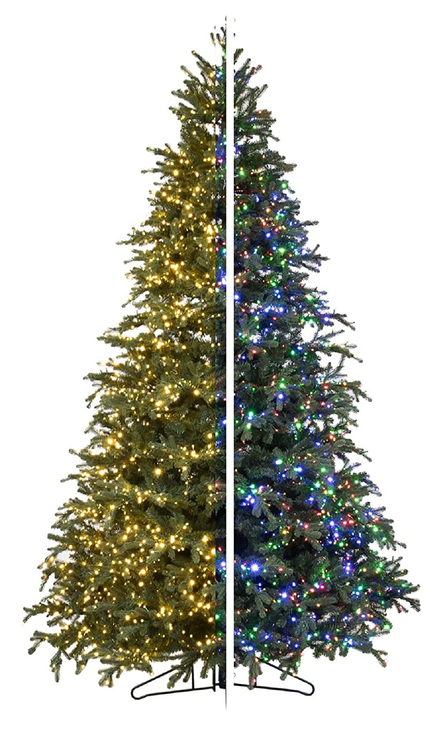 Buy Overstock Forever Tree 7 5 Carolina Fraser Fir W Remote 5 Functions Online At Low Prices In India Amazon In