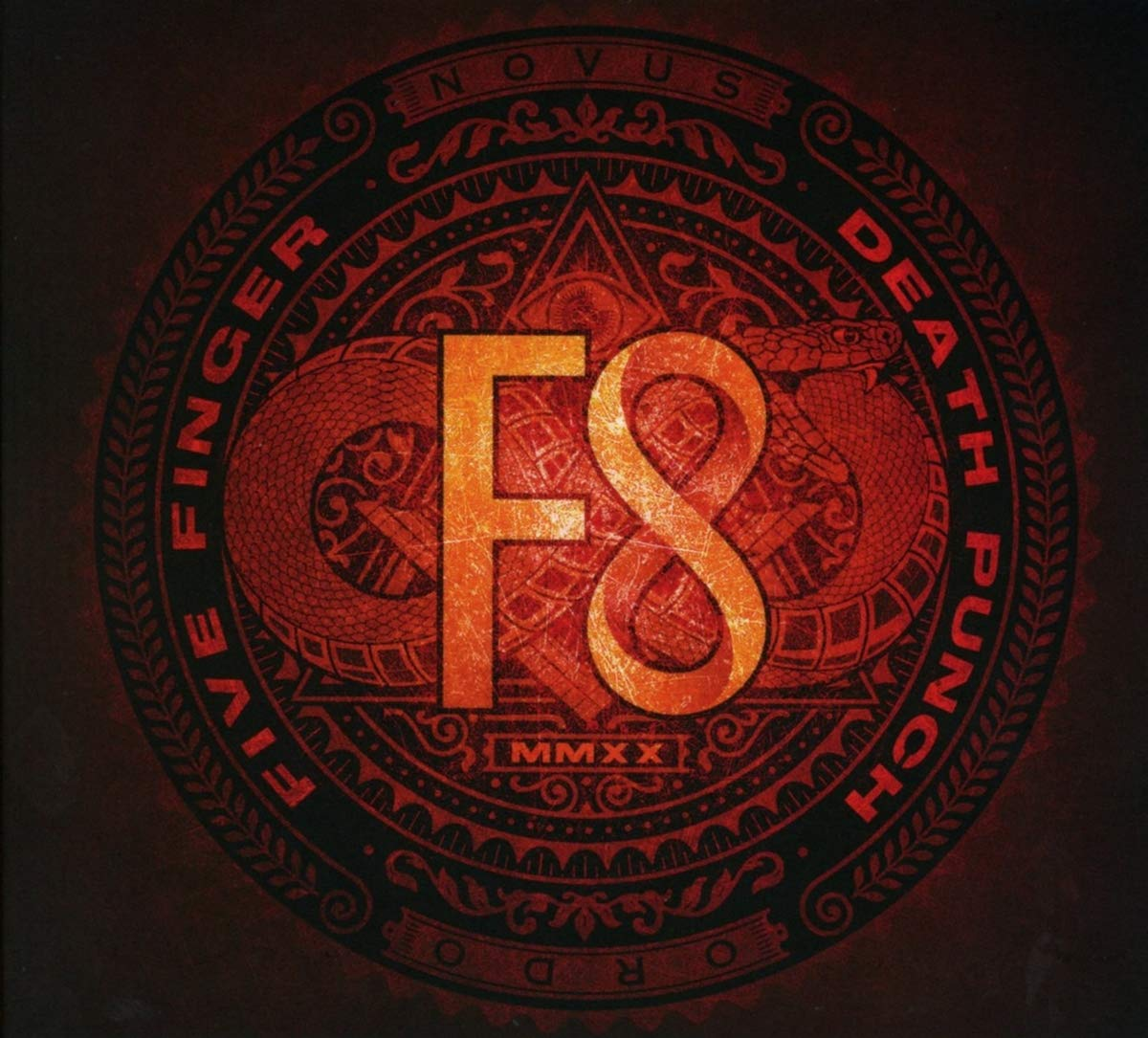 Five Finger Death Punch F8 Amazon Com Music