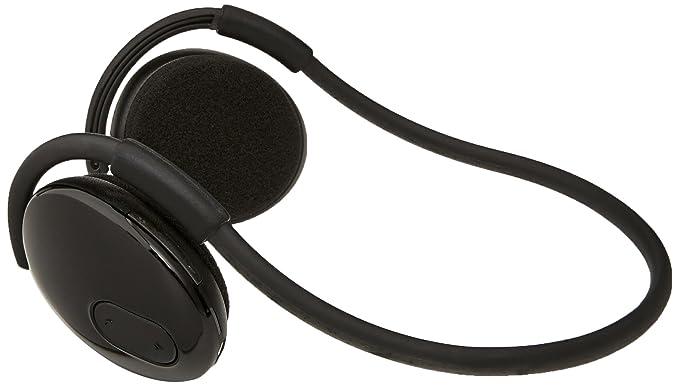 AmazonBasics - Auriculares estéreo con Bluetooth y micrófono: Amazon.es: Electrónica