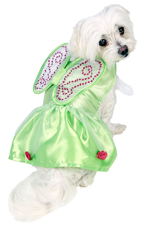 /Tinkerbell Perros Disfraz Rubies 3580208/