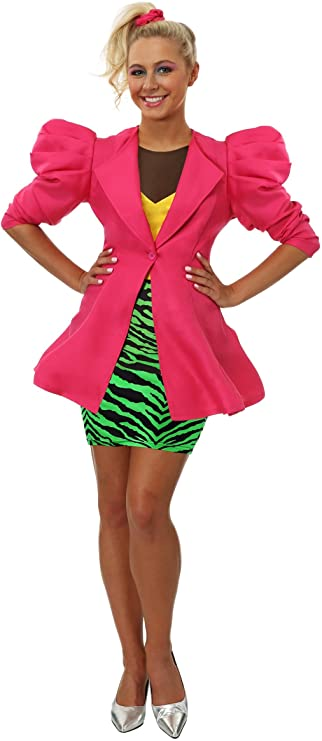 80s Costumes, Outfit Ideas- Girls and Guys 80s Valley Girl Plus Size Costume for Women $55.98 AT vintagedancer.com