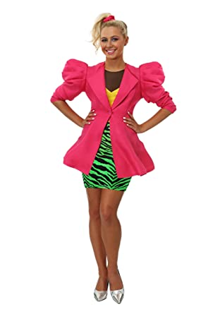 1f247324b02 Amazon.com  80 s Valley Girl Costume for Women  Clothing