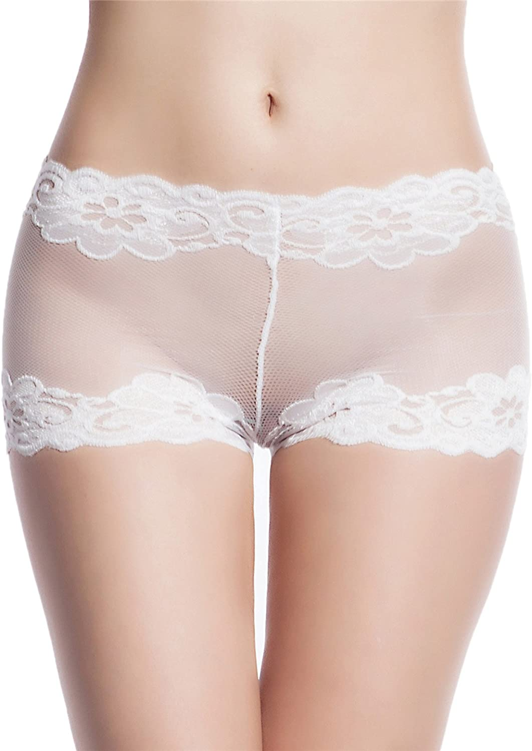 Simply Joshimo New Womens Pack of Lace French Knickers//Ladies Full Back Boy Shorts Briefs