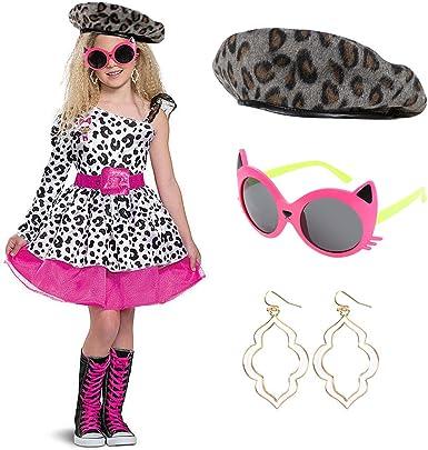 vamei LOL Surprise Disfraz Diva para niñas Disfraz de Disfraces de ...