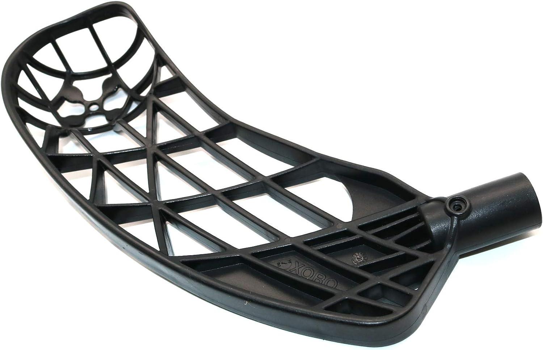 ACCUFLI Floorball XORO Blades (Black Left Handed) : Sports & Outdoors