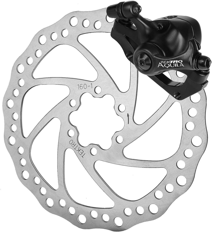 Rotors 160mm Hydraulic Bicycle Bike MTB Mechanical Disc Brake Set
