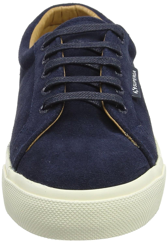 Superga 2804 Sueu, Zapatillas Adultos Unisex, Azul (Blue 516), 36 EU