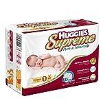 Huggies Supreme, Unisex, Etapa 1, 192 Pañales