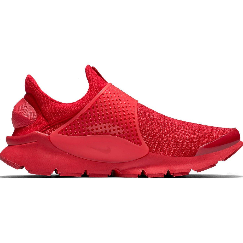 University rouge, University rouge Nike Sock Dart, Chaussures de Running Entrainement Homme 42.5 EU