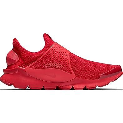 d349b4ea972 Nike Men s Sock Dart KJCRD University Red University Red Running Shoe 8 Men