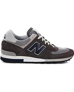 New Balance Men\u0027s Trainers Grey Grey