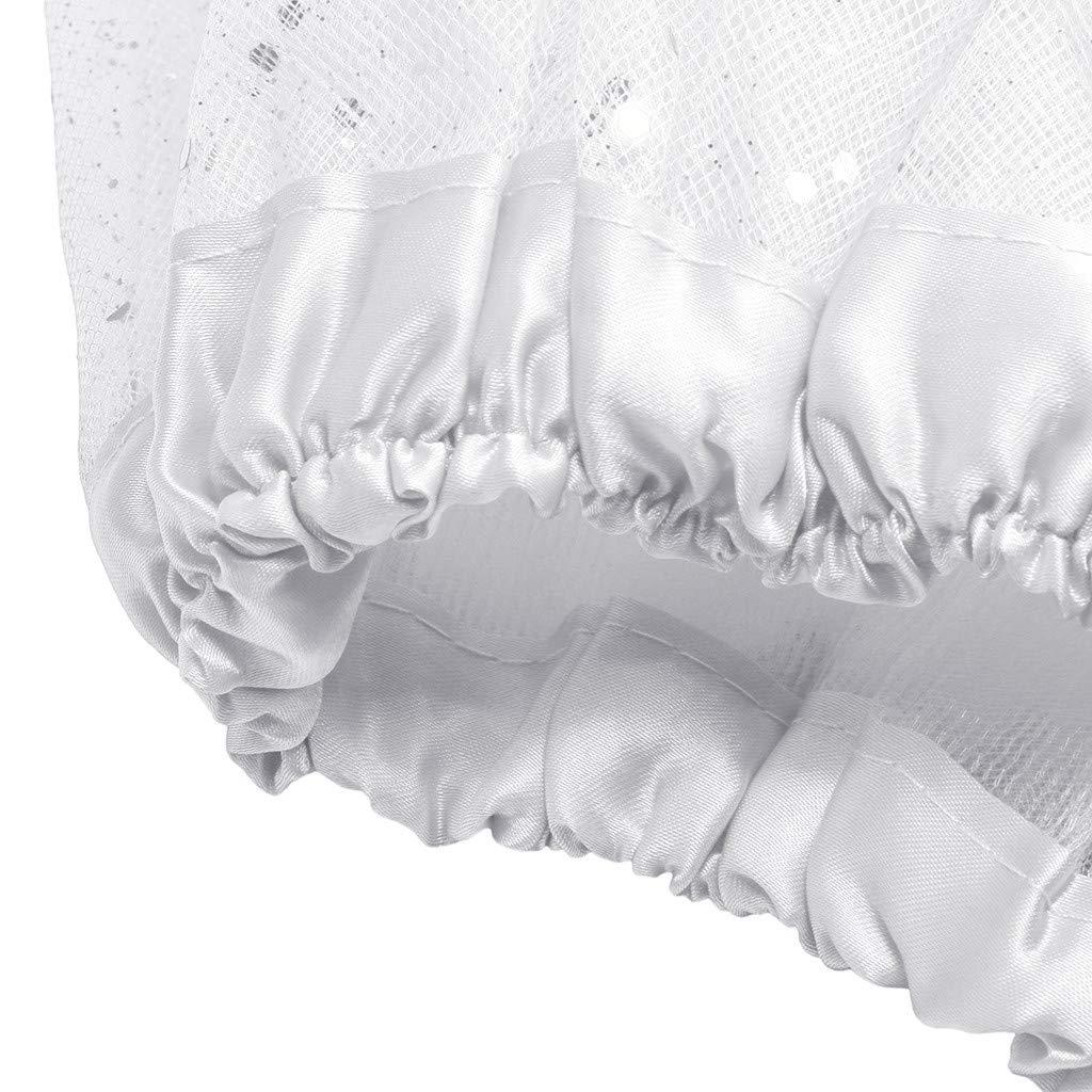 Liraly Womens Short Skirt Paillette Elastic Adult Tutu Dancing Skirts
