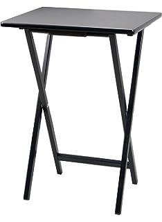 Amazon.com: Winsome Wood TV Tray Set: Kitchen & Dining