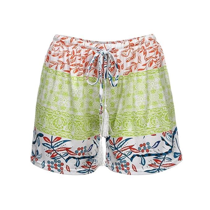 4dc7e85b0e87 Shorts,SUCES Frauen reizvolle heiße Hosen Sommer beiläufige ...