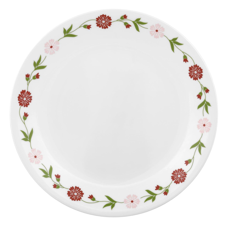 Amazon.com   Corelle Contours Spring Pink 8 1/2-Inch Luncheon Plate Corelle Lunch Plates Luncheon Plates  sc 1 st  Amazon.com & Amazon.com   Corelle Contours Spring Pink 8 1/2-Inch Luncheon Plate ...