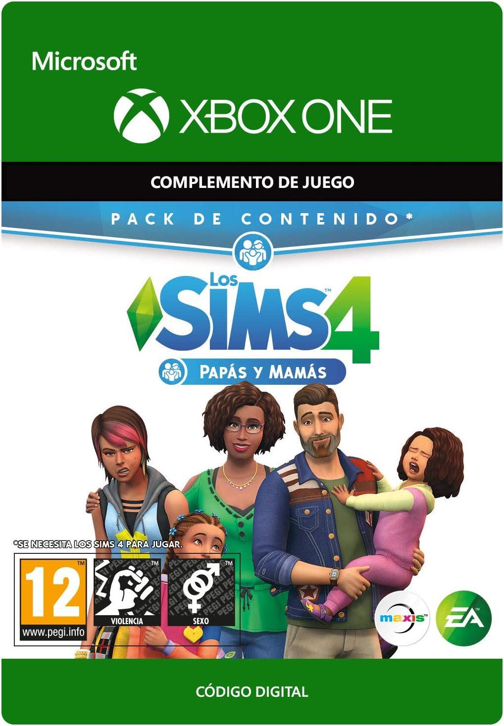 THE SIMS 4: CITY LIVING | Xbox One - Código de descarga: Amazon.es: Videojuegos